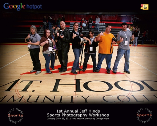 1st Annual JHSP Sports Workshop 2011